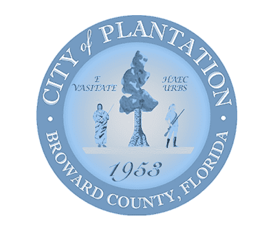 Seal of the City of Plantation, Florida